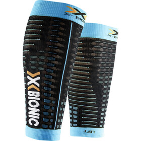 X-Bionic Spyker Competition Leg Warmers Dam black/ turquoise